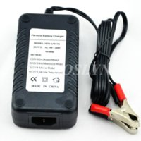 battery repair uk - 12V car amp motorcycle battery charger with UK AC plug for V SLA GEL AGM VRLA battery with desulfate repair function