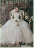 Wholesale 2017 New fashion real photo dress long sleeve bwedding dress bridalHot Sale Off Shoulder Beaded Ruffle Organza Mermaid Sweetheart Love Forev