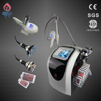 Wholesale 2016 new product lipo laser cavitation rf weight loss machine cryotherapy machine