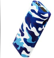 Cheap Camo Camouflage Universal Eva 5600 mAh Portable USB External Battery Charger Power Bank For Mobile Phones