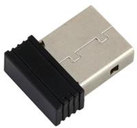 Wholesale Mini USB WiFi Wireless n g b M LAN Receiver Network Card Adapters Hot New Arrival