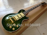 Wholesale Best Price Customized Orders Ace Frehley Budokan VOS LP Custom Electric Guitar