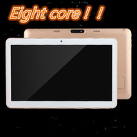Wholesale new inch eight core android Tablet PC phone Tablet PC HD IPS Tablet PC GPS navigation Tablet PC WIFI Bluetooth Tablet PC