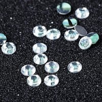 Wholesale of Resin Rhinestones Flatback Shine D Nail Art Crystal Beads DIY Phone Case Bags Clothing Supplies MM