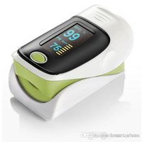 Wholesale FDA CE proved Fingertip Pulse Oximeter SPO2 Monitor OLED Display SIX Colors Epacket Free