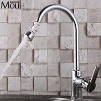 Wholesale Shower Swivel Head Adapter Water Saving Tap Aerator Connector Pressurization Filter Aerator Faucet Nozzle Kitchen accessories