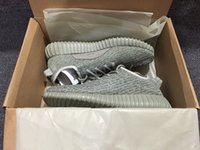 Wholesale Adidas Original Kanye Milan West Yeezy Boost Men s Fashion Trainers Shoes With Box Sports Shoes Low Top Yeezy Sneakers
