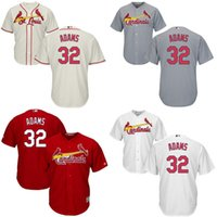 adams boy - St Louis Cardinals Jerseys Youth Matt Adams Kids Baseball Jersey Name and Number Stitched Embroidery logos size S XL
