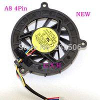 Wholesale laptop cpu cooler A8 F3 F3J F3S F3T Z99 X80 N80 Z53 M51 V A A F7L8