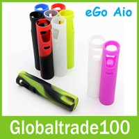 Wholesale Protective Silicone Sleeve Case for Joyetech eGo AIO Kit Silicone Cover Cases