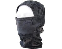 Wholesale Hot Sale Outdoor Running Training Face Mask Men Windproof Balaclava Scarf Tactical Full Face Mask Hunting Accessories