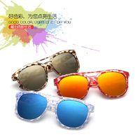 ape pc - Popular logo ape man frog mirror sunglasses double beam round big casing unisex sunglasses sunglasses sunglasses