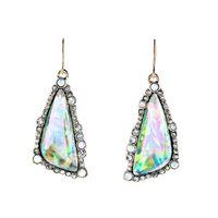 amazing deals - Super Deals Dazzles Color Women Dream Catcher Ear Accessories Banquet Amazing Luxury Jewelry Fashion Christmas Hanging Earring