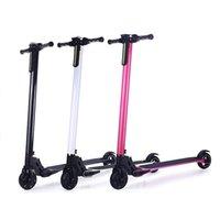 all'ingrosso monopattino-iScooter hoverboard carbonio elettrico in fibra di motorino di scossa di skateboard 2 volante Auto Bilanciamento del motorino 8.8ah LG Batteria