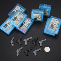 army toys guns - Winstartoy D Block Toys Army Weapons Guns M29 Pistol for Hottoys Dam Sideshow Did a Action Figure DIY