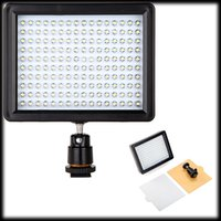jvc video camera - by DHL or EMS pieces New WanSen W160 LED Video Camera Light Lamp DV For CANON for NIKON JVC V W