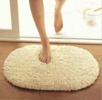 area carpets for sale - Hot Sale New Arrival Colors X70CM Long Plush Shaggy Soft Carpet Area Rug Slip Resistant Door Floor Mat For Bedroom Living Room