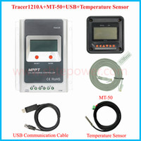 automatic solar charge controller - hot sale new Tracer1210A solar regulator v v automatic controller v mppt charge controll
