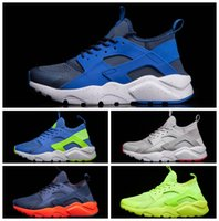 Wholesale 2016 New Men Shoes Air Huarache IV Running Shoes Huraches Running trainers for men women outdoors shoes Huaraches sneakers Hurache Boost
