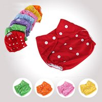 Wholesale Happy Flute Diaper Cover One Size Cloth Diaper Waterproof Breathable PUL Reusable Diaper Covers for Baby Fit kg Baby Leak proof breat