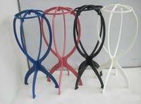 wig stand - New Stable Durable Wig Stand wis Holders High Quality Hair Wig Stand Holder for beauty salon use jm