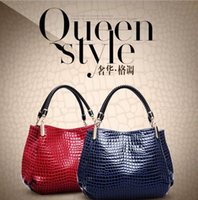 alligator for sale - Hot selling large size women bags fashion trend ladies tote bags for women for sale