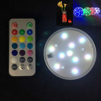 Wholesale Waterproof SMD5050 led aquarium lighting submersible led lights RGB Remote Control Lamp stage lights living color
