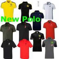 arsenal manchester city - TOP thailand quality Any team polo RUGBY Jersey Chelsea Arsenal Realmadrid polo Dortmund AC milan Leicester City polo Manchester POLO