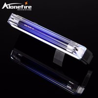 bank note detector - Portable Lighting Flashlights Torches QUALITY GOODS Handheld UV Leak Detector For uv light bank note test currency White