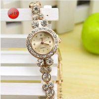 auto trade supplies - 2016 Hot With luxurious and elegant ladies Quartz Bracelet Watch fashion women s watches trade supply