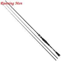 action delivery - Packaging tightly put broken tip Spinning Fishing Rod M and MH actions g g lure weight Fishing Rod free delivery