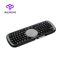 Wholesale iPazzPort KP GHz Portable Mini Multifunction Wireless QWERTY Keyboard with Touchpad Mouse for PC Android TV Box Google TV Box