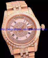 best swiss movement watches - Gold diamonds Best Edition Swiss ETA2836 Swiss ETA Swiss ETA movement watches