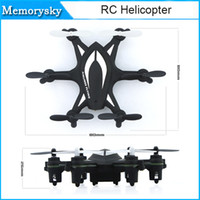 Wholesale 2016 New W609 Mini RC Helicopter GHz Wireless Remote Control RC Hexacopter Axis Gyro Mini Drone