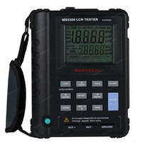auto performance meter - Mastech MS5308 LCR Meter Portable Handheld Auto Range LCR Meter High Performance Khz