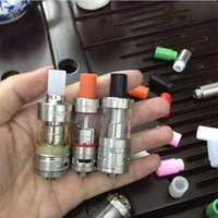 Wholesale Aspire Atlantis Sub E cigarette Disposable drip tip Silicone Mouthpiece Cover vapor Drip Tips Test Tips tester for atlantis Aspire cleito