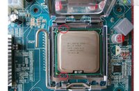 cpu processor intel - Intel Xeon E5450 GHz M Processor close to LGA775 Core Quad Q9650 CPU works on LGA mainboard no need adapter