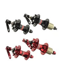Wholesale New Extra Light Weight XC Hub Novatec hub D811 Front And Rear Wheel Hub Bearing Hubs