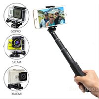 Wholesale BlitzWolf Extendable Universal Bluetooth Wired Wireless Selfie Smart Phone Sticks Monopod For Samsung For iPhone S Plus