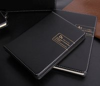 Wholesale Business Notepads Office Notebook X145mm Pages Leather Cover Good Quality Journal Book