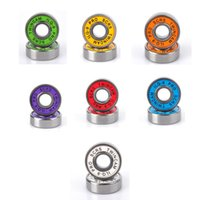 Wholesale NEW SKATING Miniature Ball Radial Ball Bearings For Skating Scooter Shoes Accessories ABEC abec zz