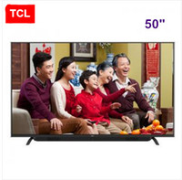 Wholesale TCL inch Dual system waterfall massive video sync sound cinema TV Smart TV Full HD resolution P