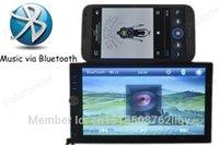 Wholesale 7 inch Double DIN Universal In Dash Car radio MP5 MP4 MP3 bluetooth function Video Audio Radio Auto Stereo in dash SD USB card