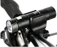 Wholesale New mini usb rechargeable bike light front handlebar cycling led lights battery flashlight torch bicycle accessories