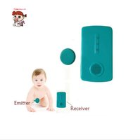 Cheap Wholesale-2016 New Arrival Wireless Adult Baby Bed Wetting Enuresis Urine Bed Wetting Sensor Diaper Alarm Reminder Set