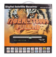 Receivers DVB-S z280 pro Good Price Tiger T800+ Full HD Satellite Receiver Free Six Months IPTV Internet TV Set Top Box