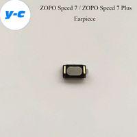 Wholesale ZOPO Speed Speaker New Original Earpiece Speaker Receiver Front Ear Speaker ForZOPO Speed Plus Phone In Stock Free Ship