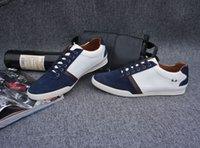 absorbant fabric - Factory price Men s Fashion Sneakers Men Navy White Male Shoesshoes Men Casual Ox Fur Genuine Leather Sweat Absorbant Deodorization