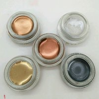Wholesale In stock Hot Kylie Creme Shadow kylie shadow colors Kylie Jenner Birthday Limited Edition Metallic Eye Shadow Cosmetics DHL