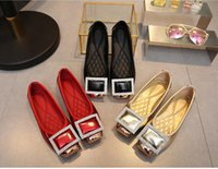 apartment decorations - 2017 new income apartment women shoes flat shoes casual shoes natural diamond decoration antiskid shoes flat boat shoes work shoes